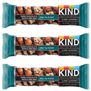 Kind Snacks  This company produces healthy and tasty snacks in the form of bars and healthy grain clusters.  Every month the company gives $10,000 to a great cause such as getting food to shelters and education for low income kids.    www.kindsnacks.com