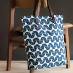 Find #3 is a company called Mulxiply. This company makes beautiful canvas and leather totes and clutches. Their mission is to work with organizations who provide sustainable, fair trade, creative work to women in developing nations.   http://www.mulxiply.com