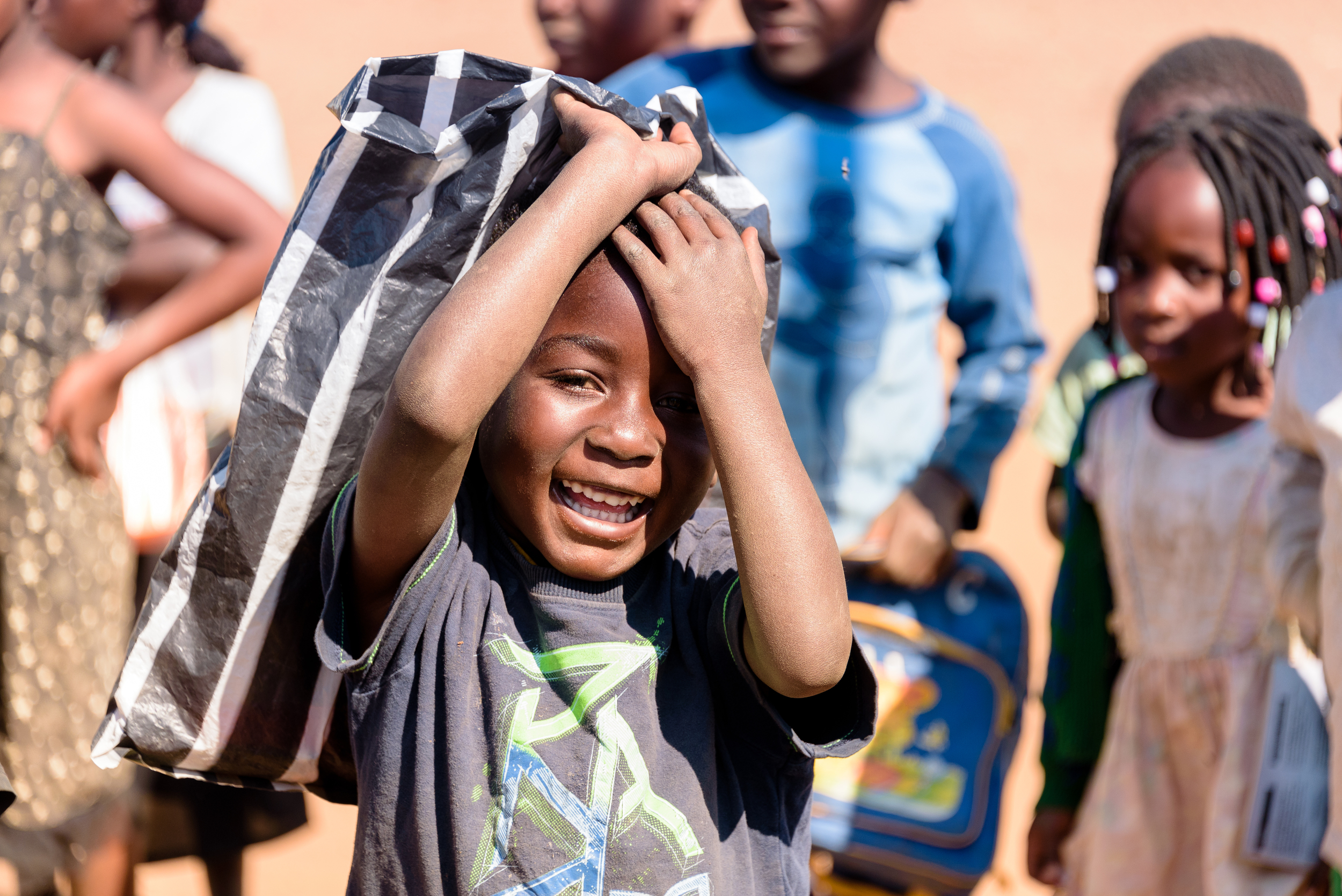 Check out this story from a previous trip to Zambia
