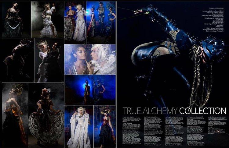 True Alchemy featured in Pump Magazine