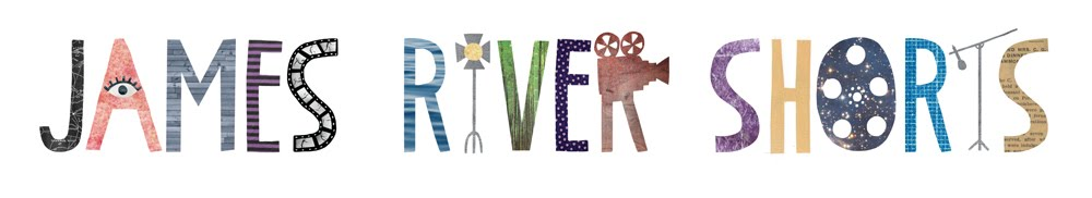 James River Shorts logo created for the James River Film Society in Richmond, VA