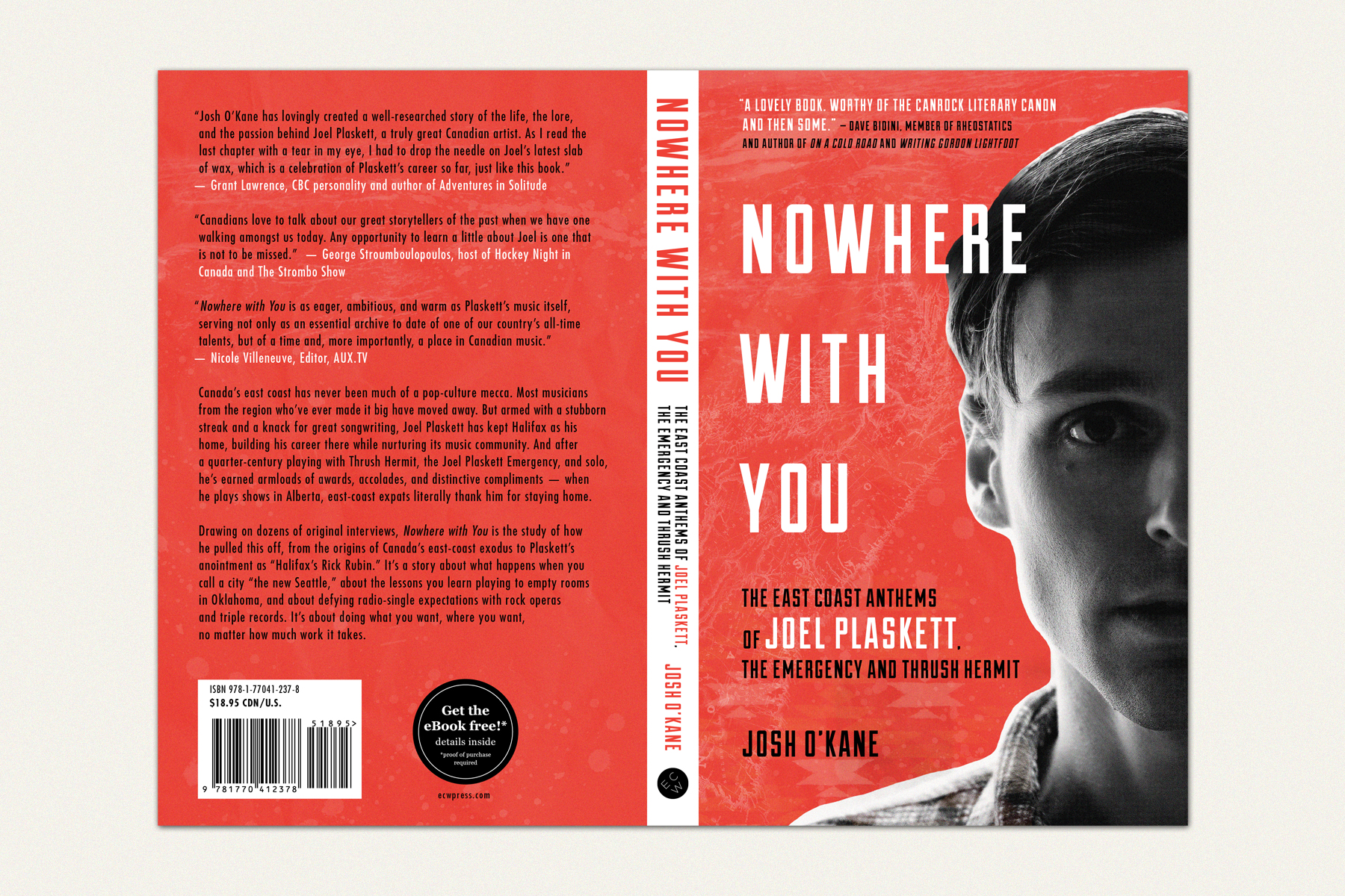 Full Cover Design With Spine