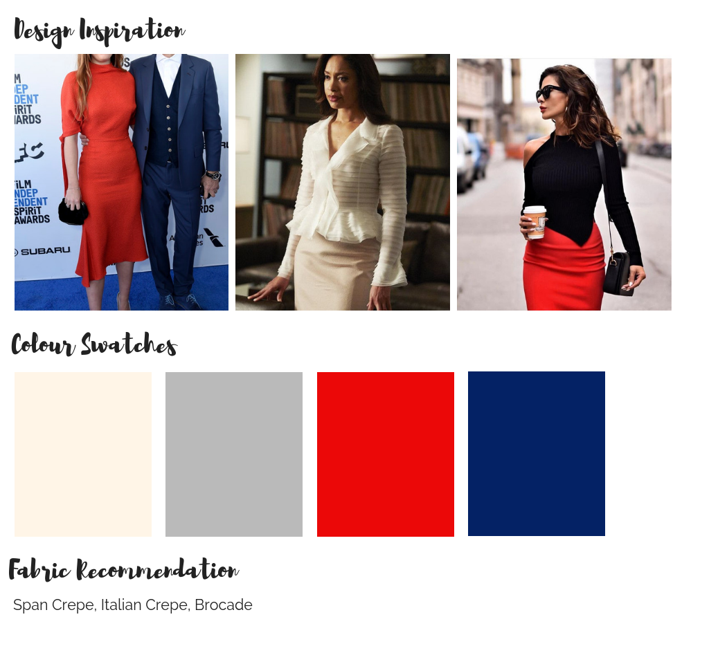 Client Moodboard -
