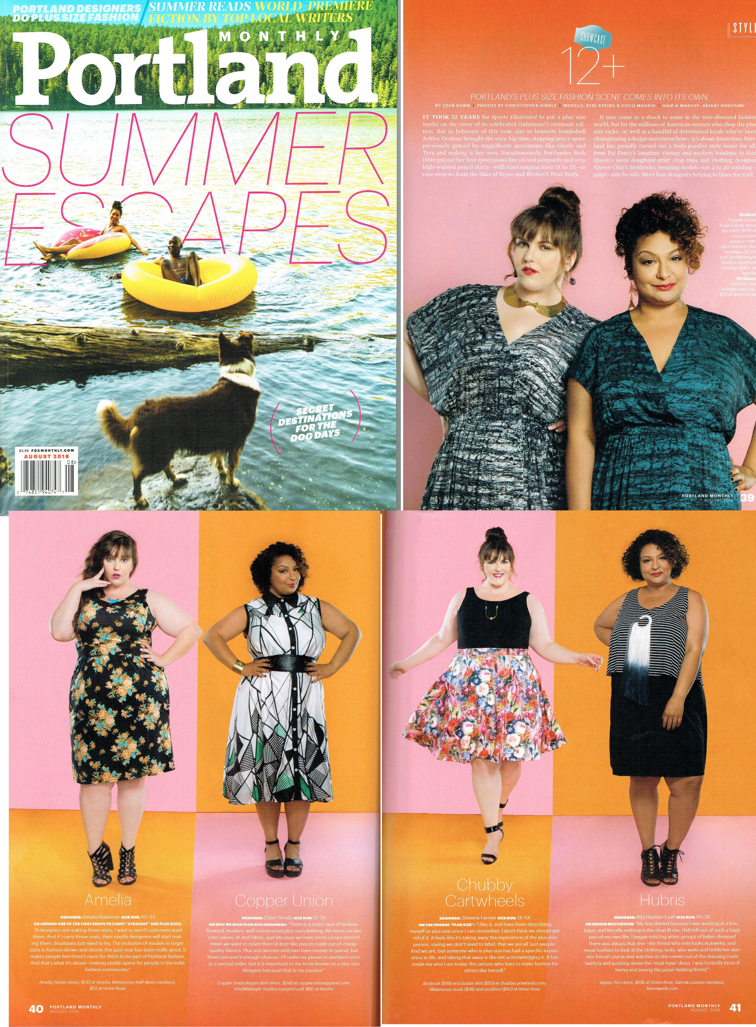 Portland Monthly - August 2016