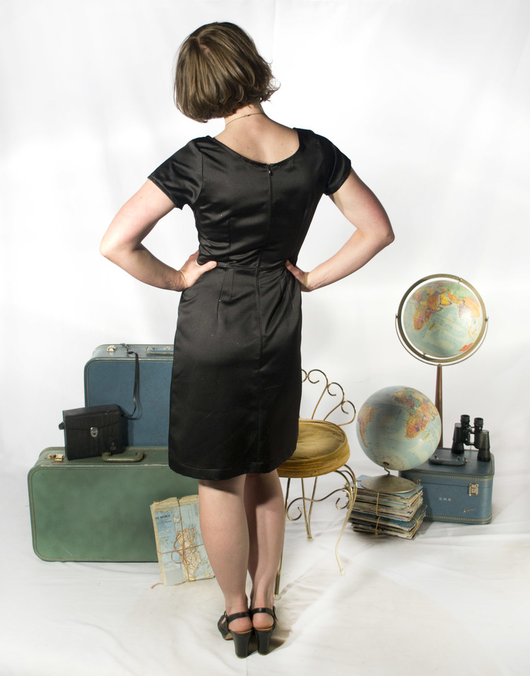 We believe your clothes should fit you, not the other way around. - Tailoring: Clothing that fits well is worth its weight in gold, but we don't believe it should cost it. We also know that bodies don't come in standard sizes. When you visit Amelia, we'll tailor your dress to fit, no charge. Skirt too long? We'll hem it. Between sizes? We'll take in the sides. Petite? We'll shorten the straps. Buying a gift? Rest assured that your friend can come in and get their purchase tailored at no cost. We do all our tailoring in the store, and in most cases we'll have it ready in less than a week.Sizing: We carry sizes XS-3X in most of our apparel. We believe everybody deserves to have the perfect outfit no matter their shape or size, so we design and carry clothing that celebrates your body.