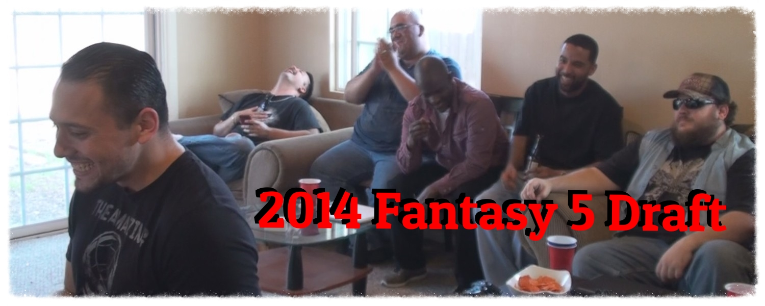 Click photo to watch 2014 draft from the beginning