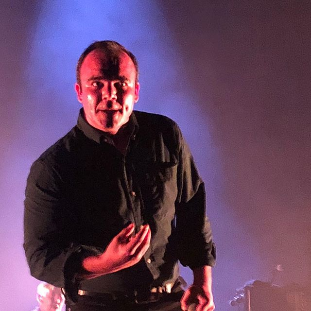Last night at @theanthemdc was prob the best concert I've ever been to.  Thank you @futureislands