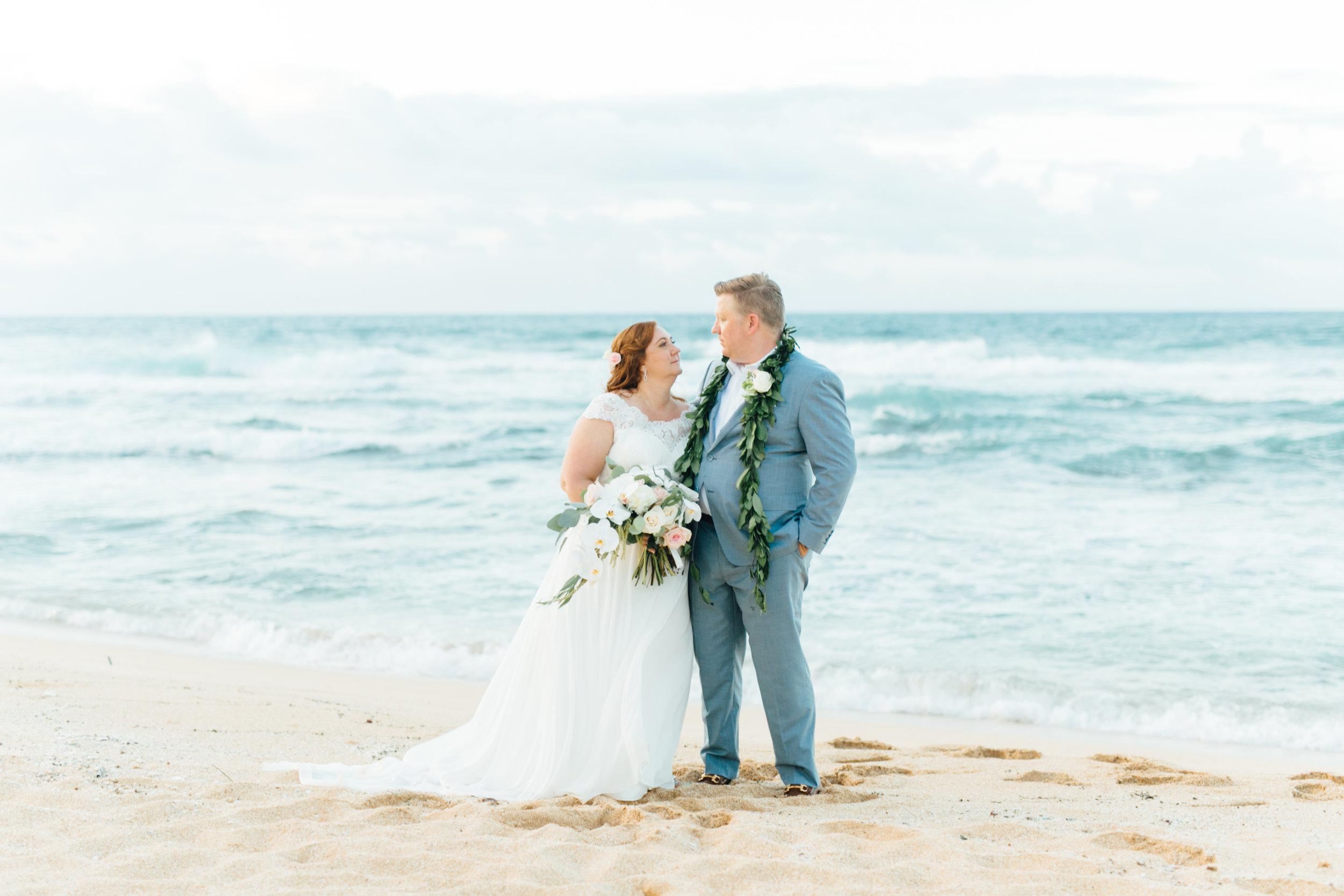 Doreen + JT, Kauai Island