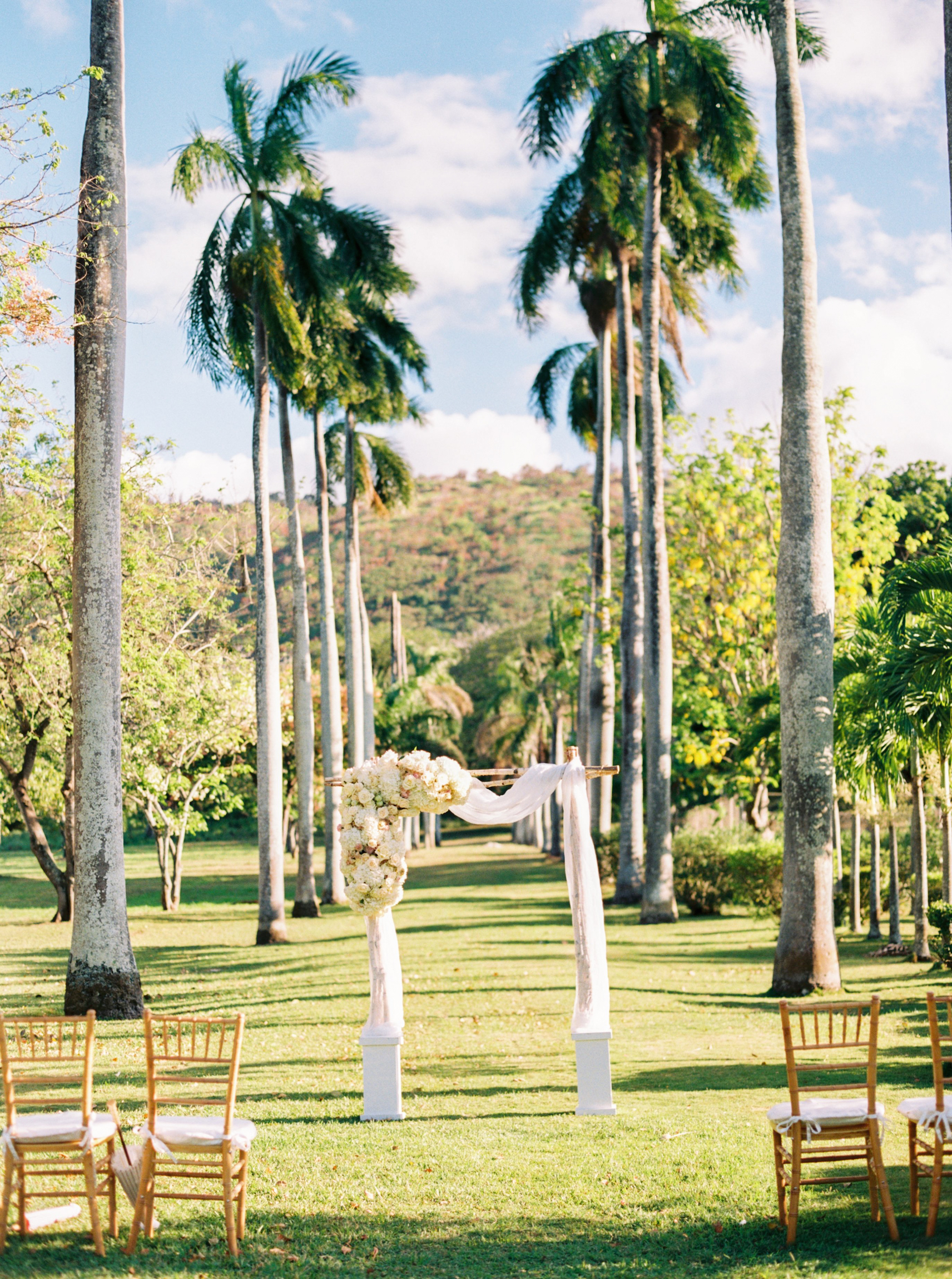 Intimate Elopement Ceremony on Oahu