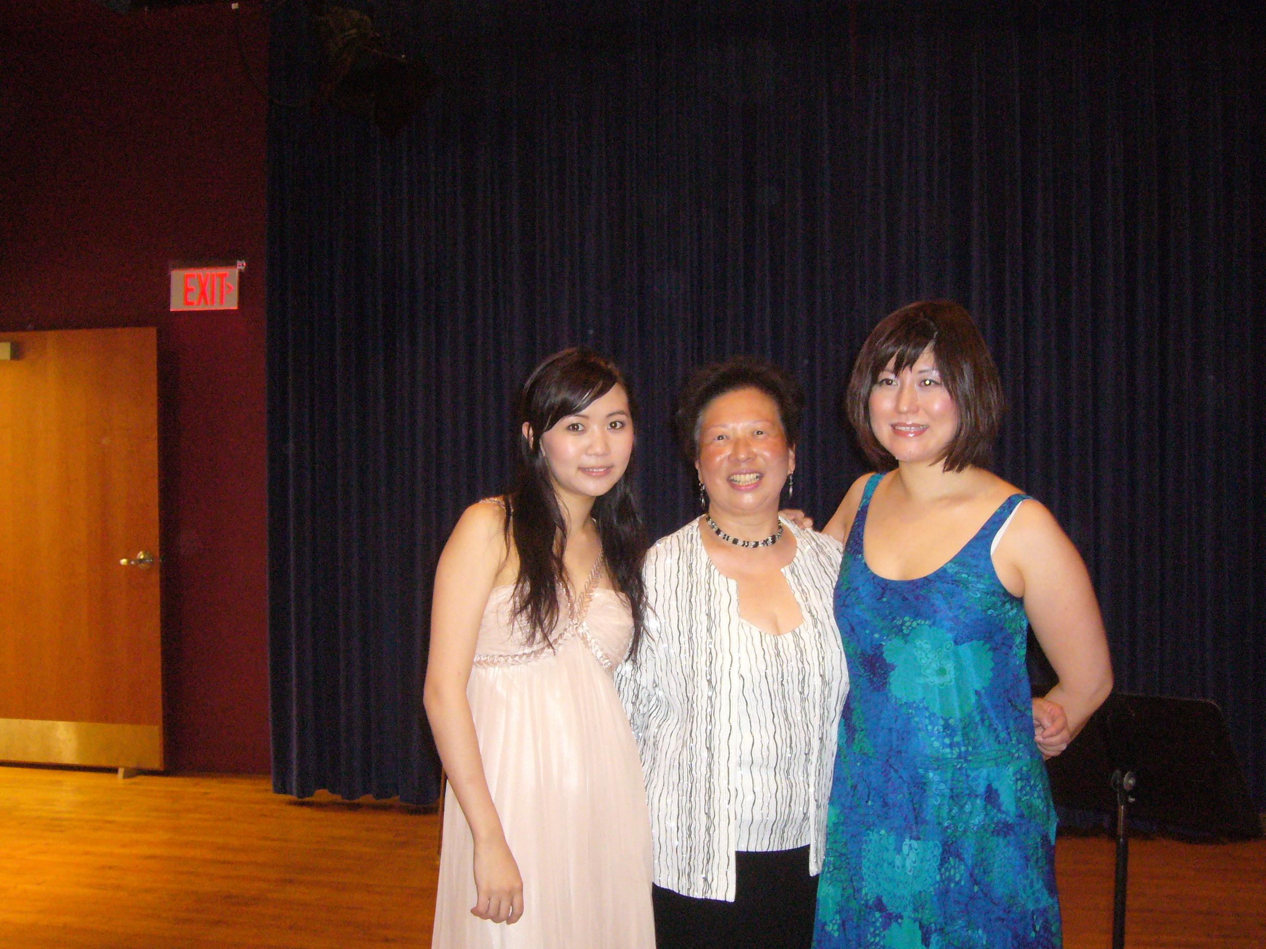 Daphne Su, Chiu-Ling Lin, Mira Kang
