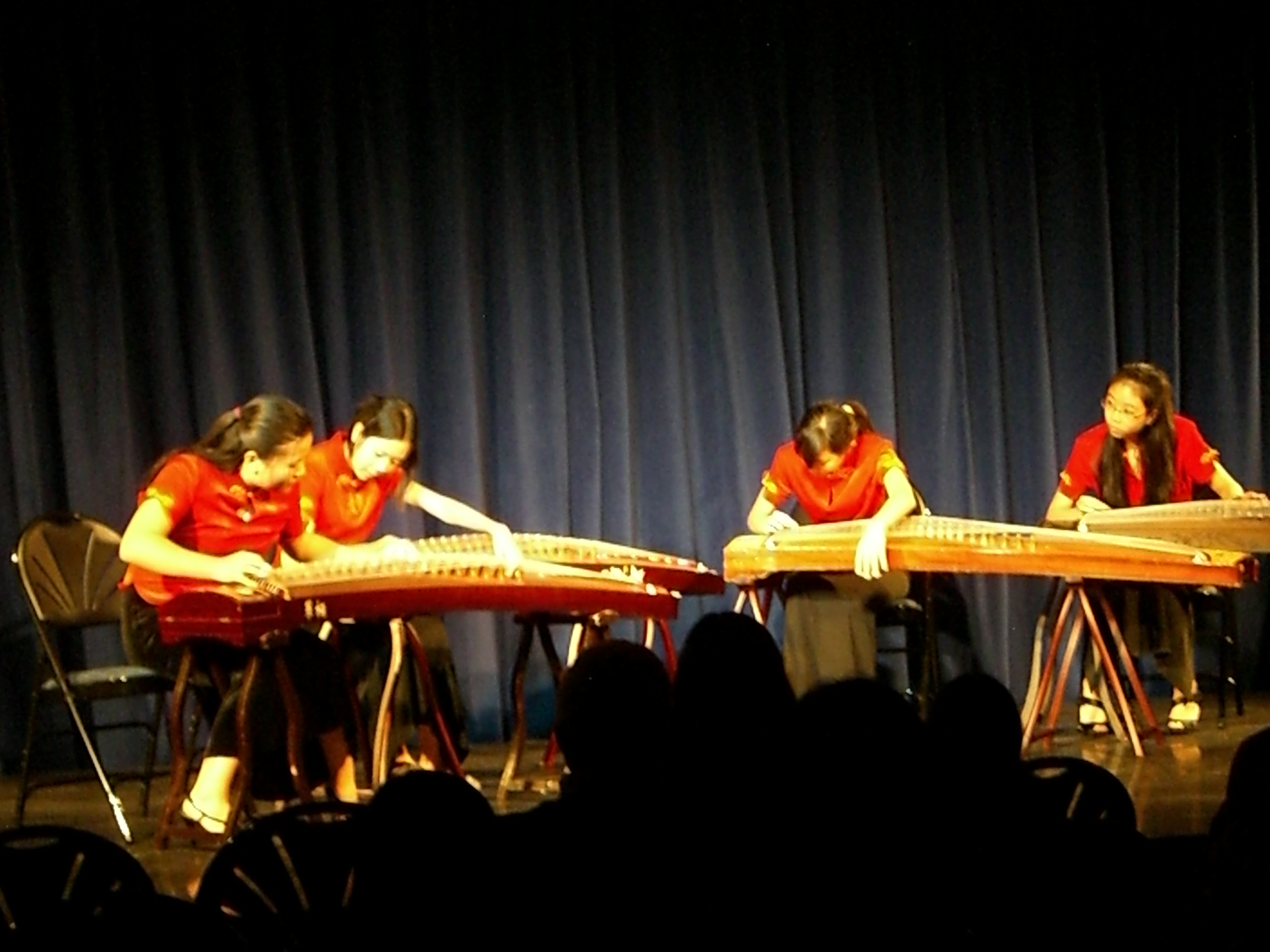 Young artists from the Yang Yi Guzheng Academy bring Eastern flavors to West Windsor