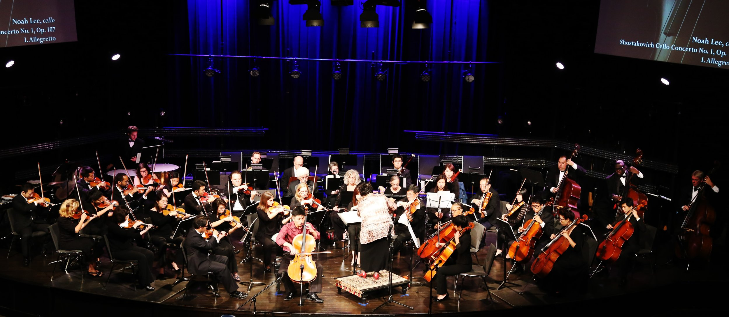 A fabulous performance of the Shostakovitch Cello Concerto