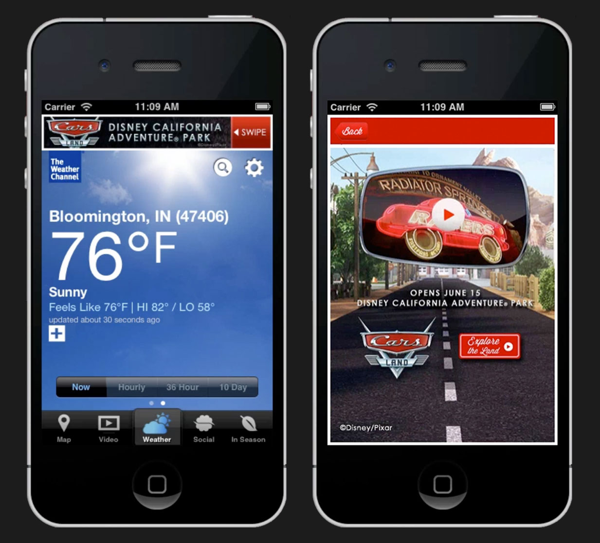 Mobile Extension featuring IAB Drifter Mobile Rising Star