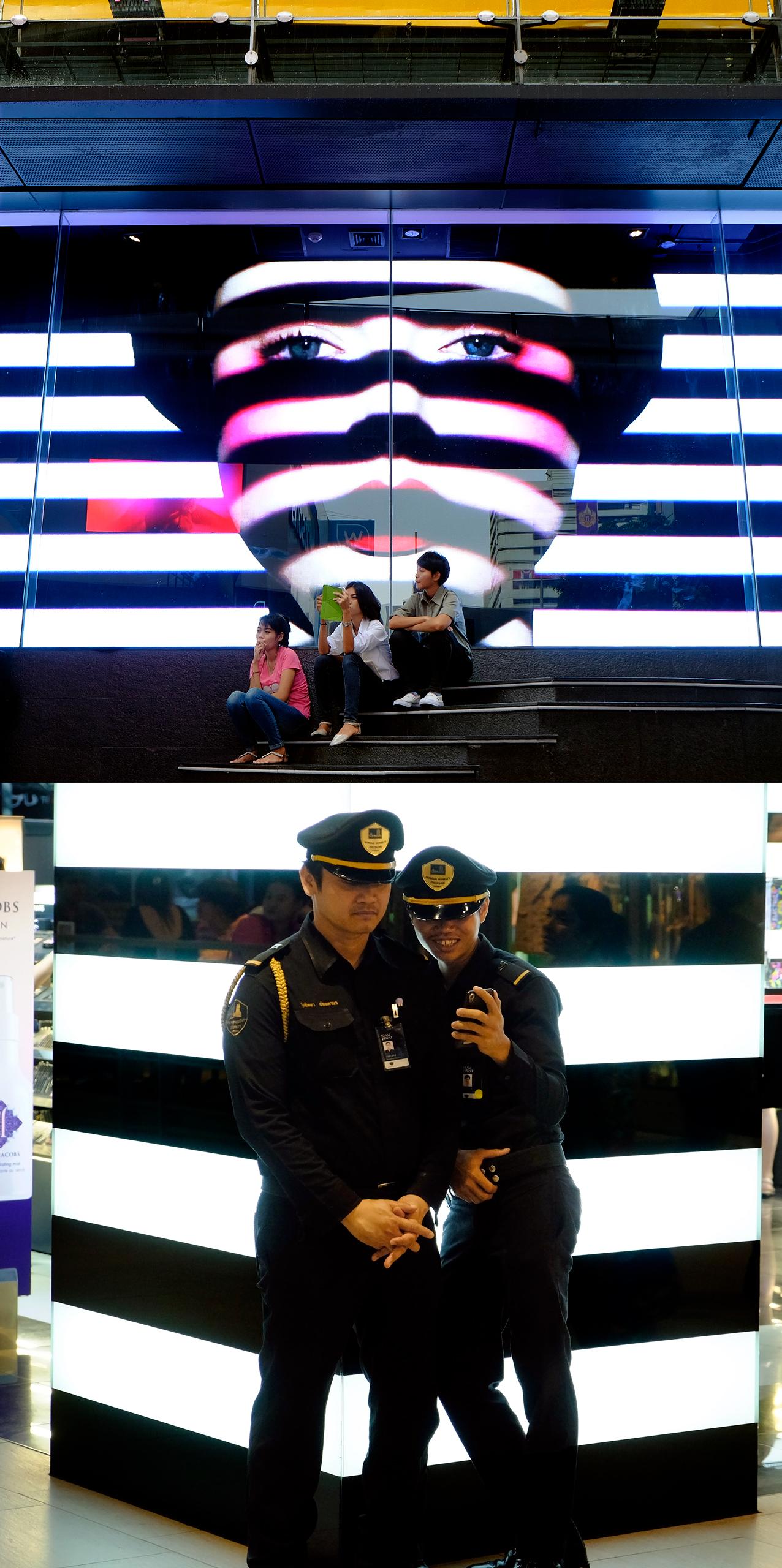 Cops & Stripes