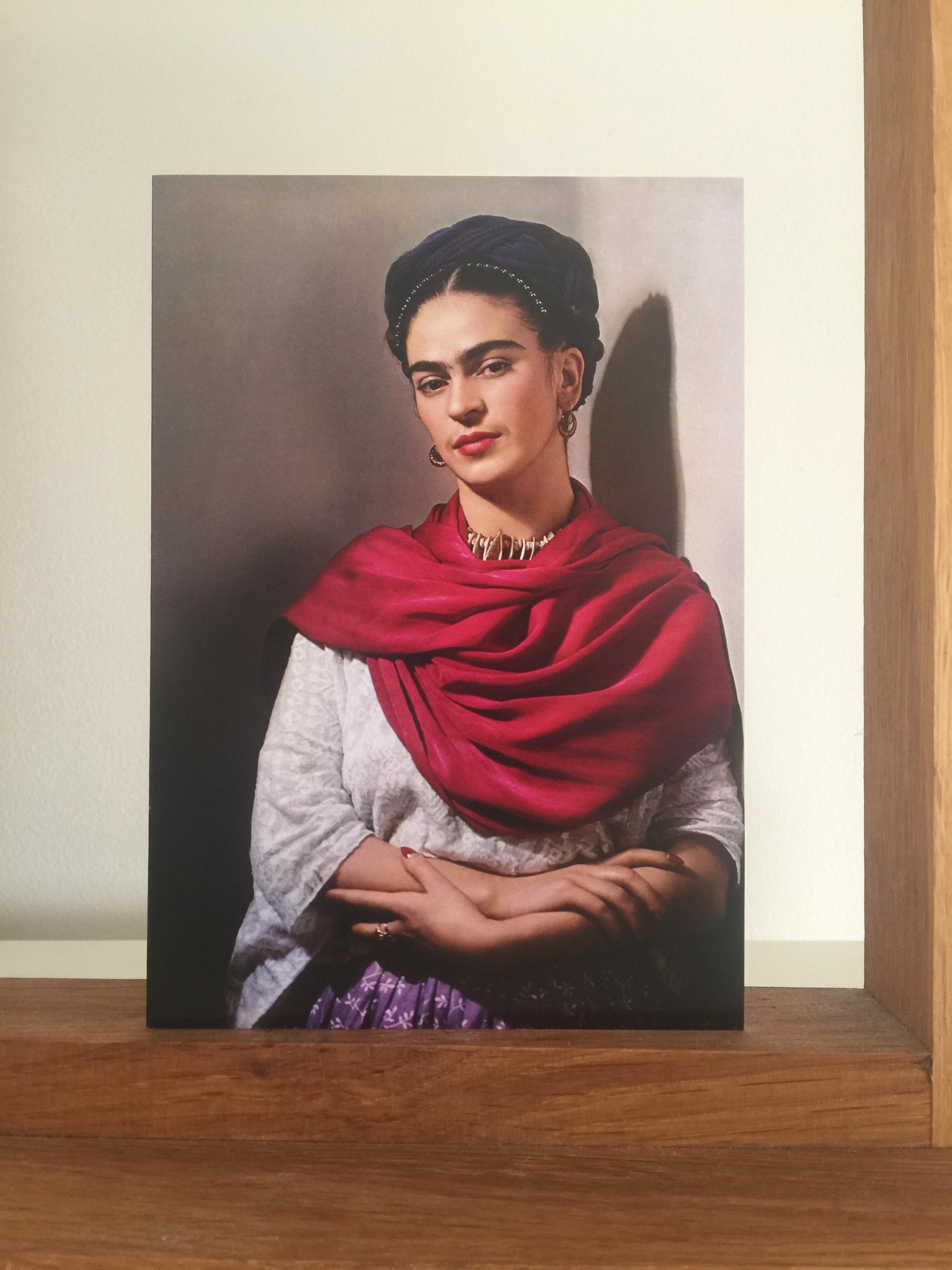 Frida - by Nickolas Murray, wow!