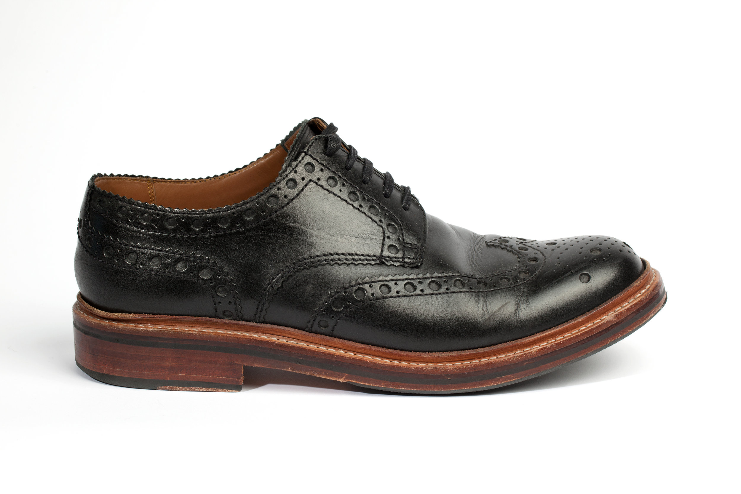 Grenson Archie shoe.