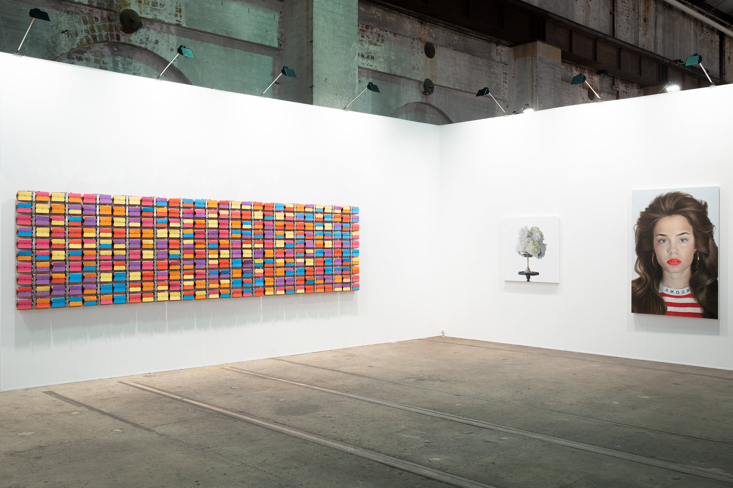 Stark White Gallery, Sydney Contemporary, 2018