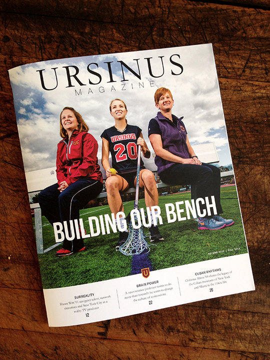 Ursinus Magazine, Fall 2015