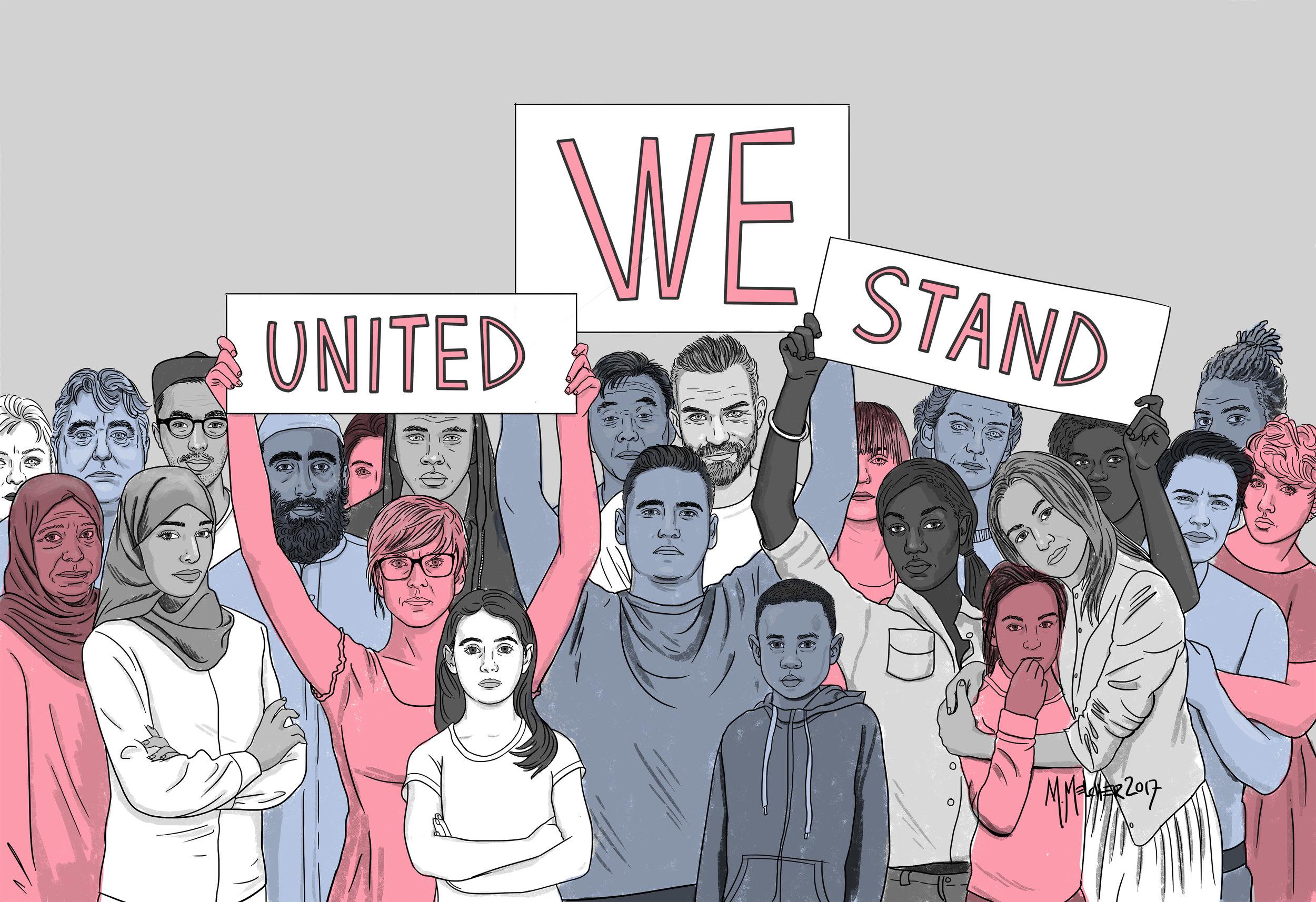 United We Stand - Hi Res 300 DPI
