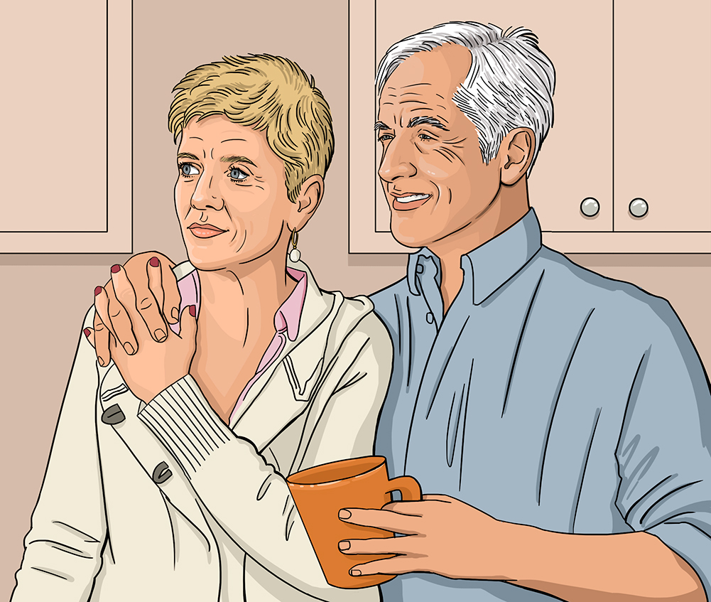Case study 1 - Worried Couple Retiring Sooner Than They'd Hoped.