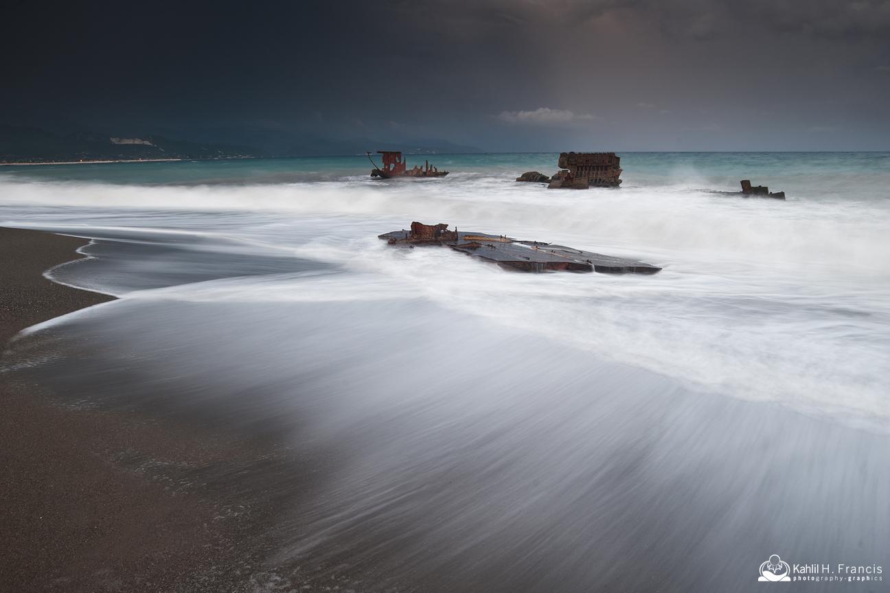 'Ship Wreck' - Palisadoes