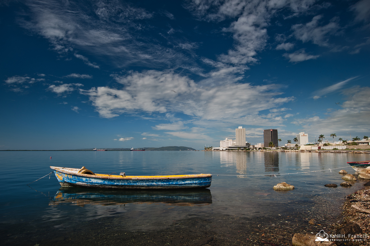 Fishing Boat - Kingston Harbour