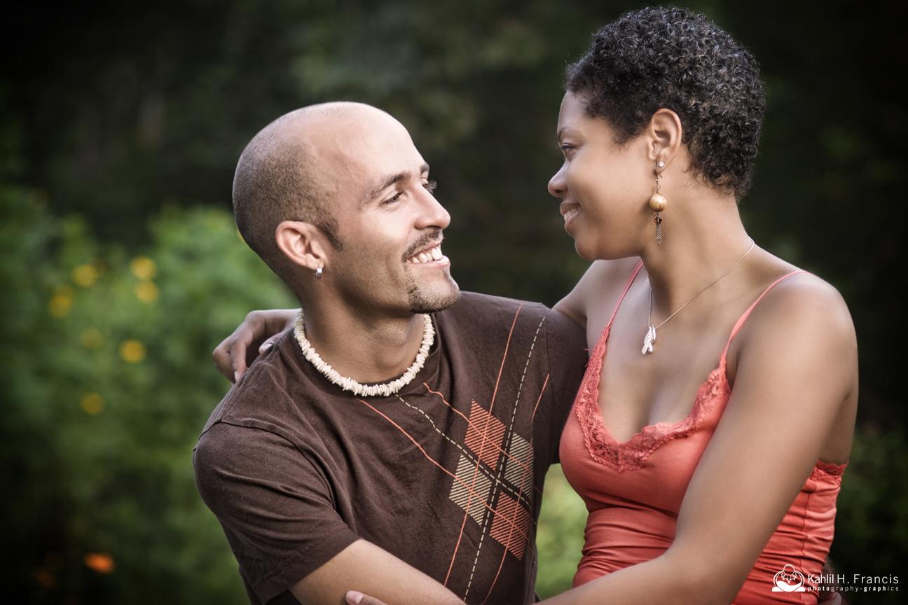 Jamila & Chris