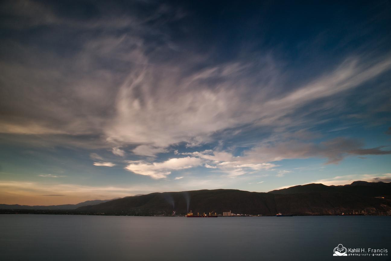 Dusk - Kingston Harbour