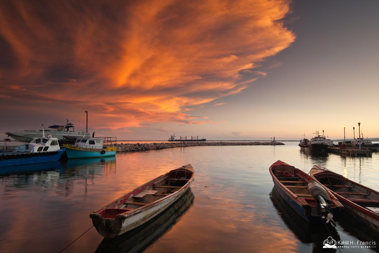Fishing Boats - Kingston Harbour Marina