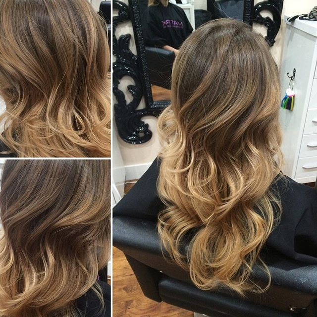 Balayage is my bestie 💇 #hair #balayage #balayageombre #blonde #bronde #phoenix #phoenixsalon #phoenixstylist #phoenixhair @lovemyhairbykate