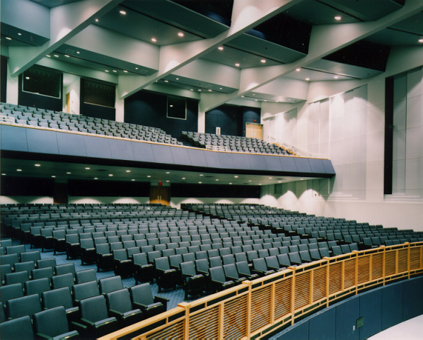 Edmond North High School Performing Arts Complex