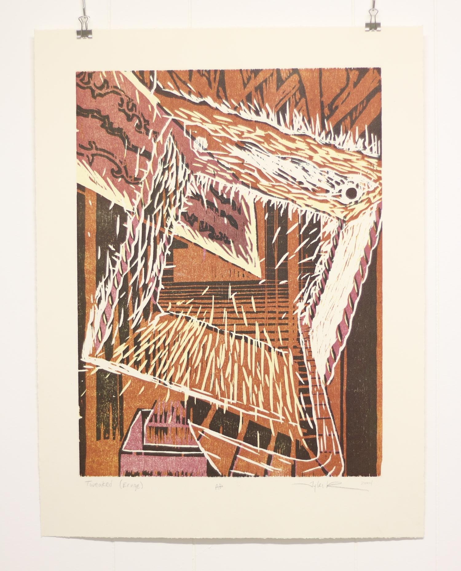 Tweaked (Ernge), 2004