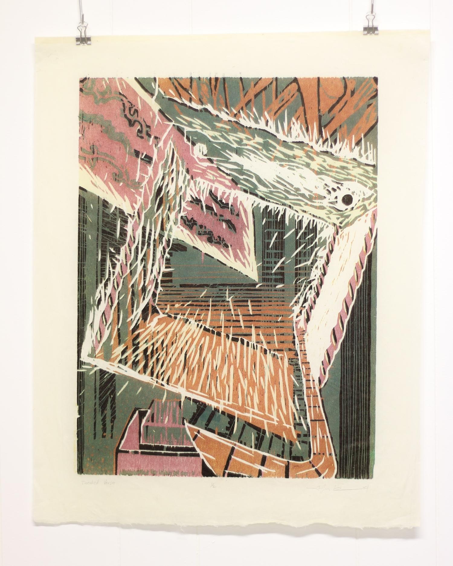 Tweaked Verso, 2004