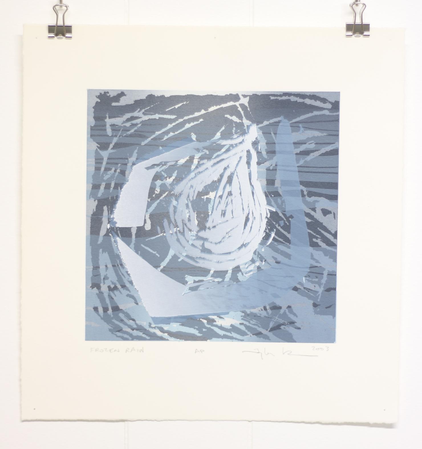 Frozen Rain, 2003