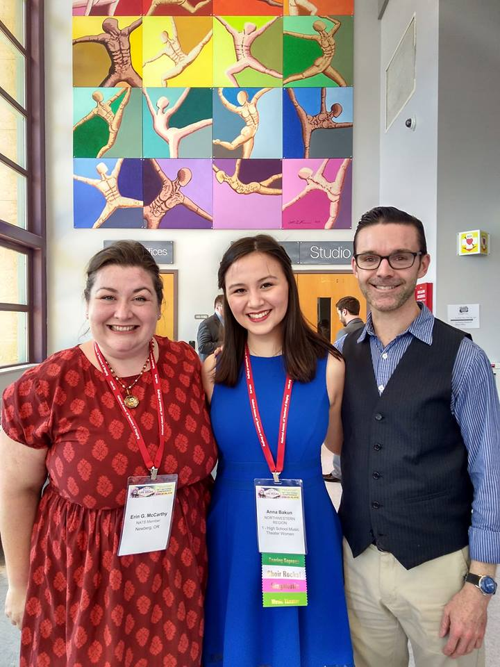 with 2018 NATS National finalist, Anna Bakun, and pianist Gary Skye