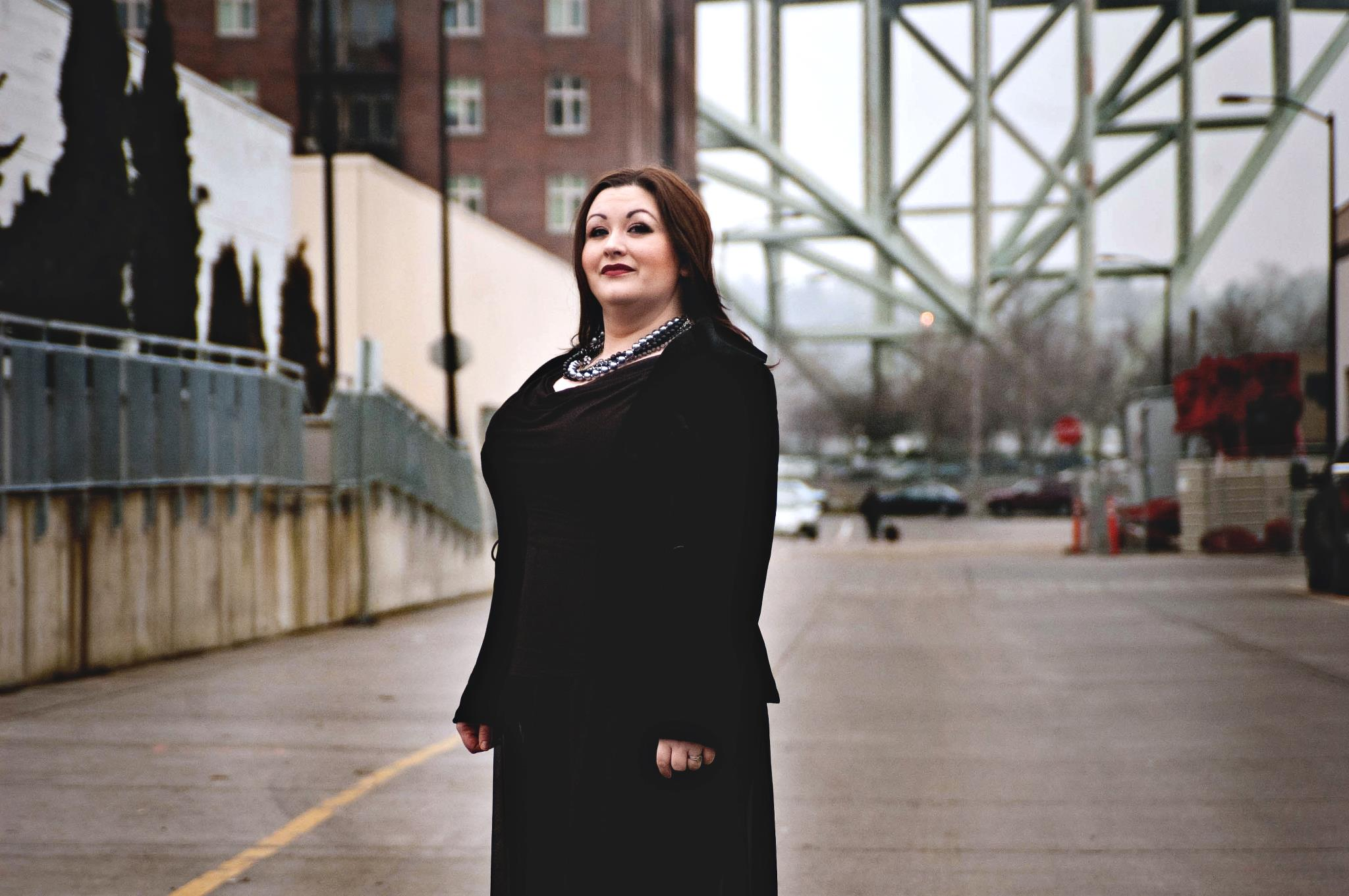 Performance - A native of the Pacific Northwest, dramatic soprano Erin G. McCarthy is a dynamic performer who brings a steely, soaring voice and an
