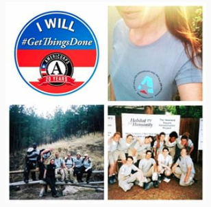 AmeriCorps: National Forest Service & Habitat for Humanity