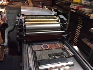 On the Vandercook.jpg
