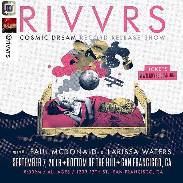 2. Weeks. Left!  Get your tickets! Link in bio. #larissawatersmusic #readytorunEP #sfmusic #🤘🏼