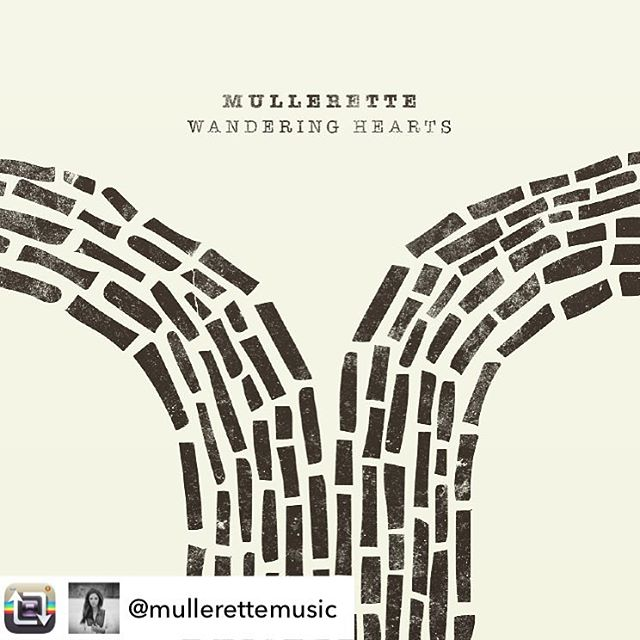 It's almost here! Look at this gorge cover from my friends Mullerette (and some backing vocals from Yours Truly). If you're in SF early before the show on Friday... go check them out at Apple. It's 2-for-1 Joey Muller night one them keys!  Repost from @mullerettemusic using @RepostRegramApp - Very excited about the release of this album. #mullerette #recordnumbertwo #sevendays #sept7 #wanderinghearts #todayatapplesf