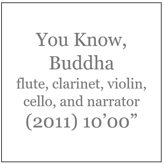 You Know, Buddha.PNG