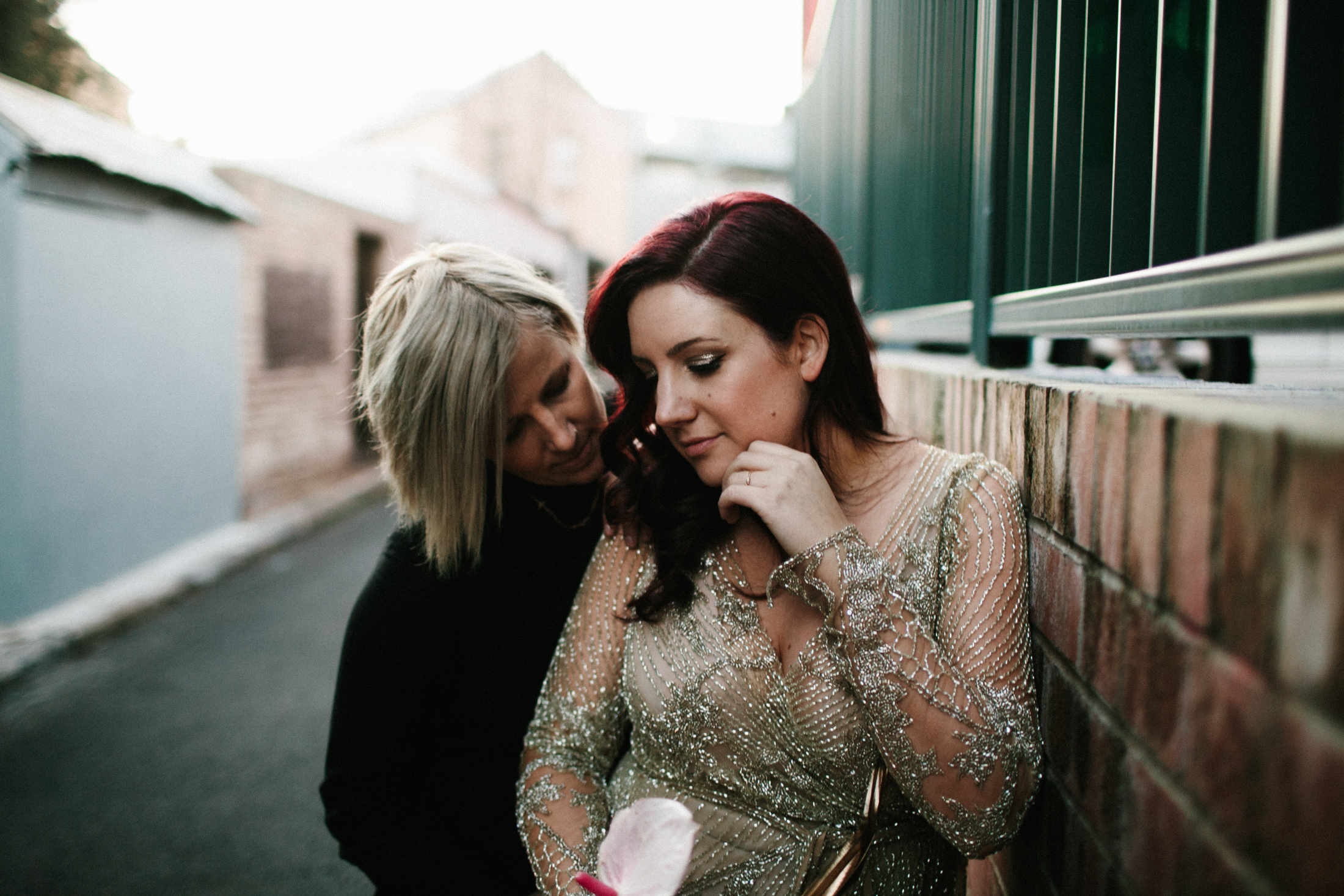 Lara Hotz & Wife Cass - Photography by BearDeerFox