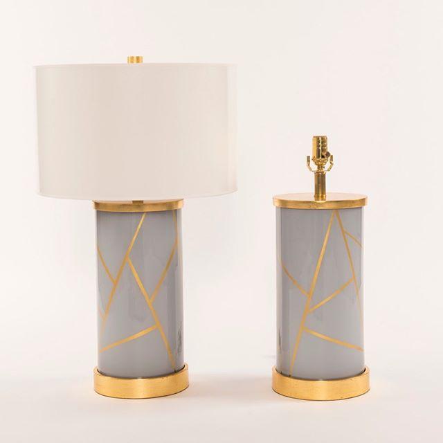 Paris Now Collection by Liz Marsh available at Moxie✨Bespoke, hand crafted and tres chic lamps....#modernluxury #luxe #1stdibs @photobyleal #interiordesign  #luxury  #dennisbrackeendesigngroup#interiordesigner #interiordecor #design #decoration #instalove #instalike #love #picoftheday #photooftheday #style #luxury #designporn #decor #architecture #livewithmoxie #instastyle #elledecor