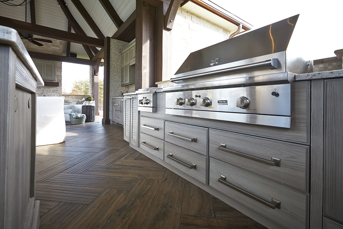 Contact KitchenIcons to incorporate NatureKast into your outdoor living space. 608-317-5700