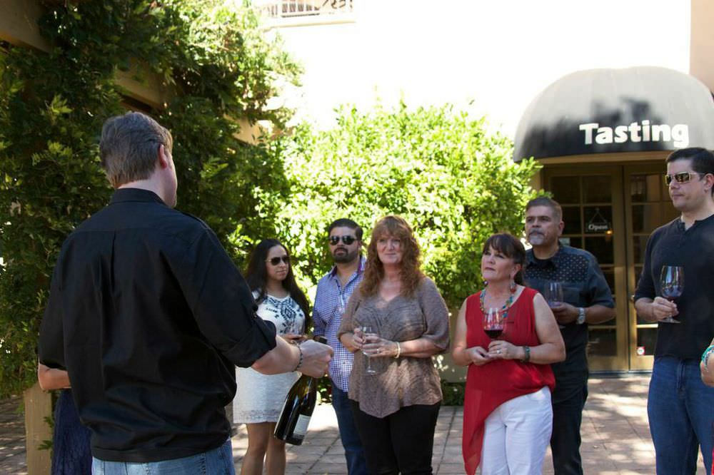 Napa Valley Winery Club Member Events22Bennett Lane Winery.jpg
