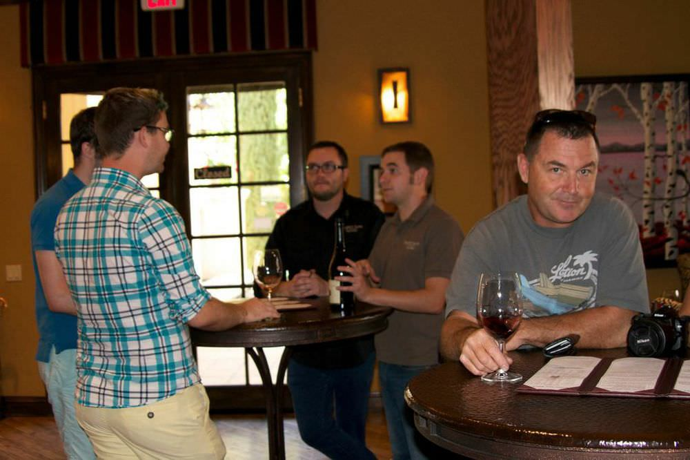 Napa Valley Winery Club Member Events30Bennett Lane Winery.jpg