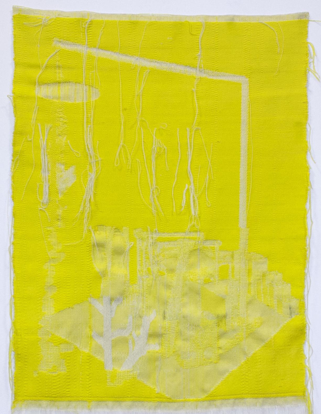 ":SaturationYellow=""model display"" - wool, 2015"