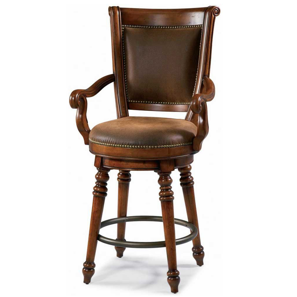 Hooker Furniture Waverly Place Swivel Whiskey Bar Stool.jpg