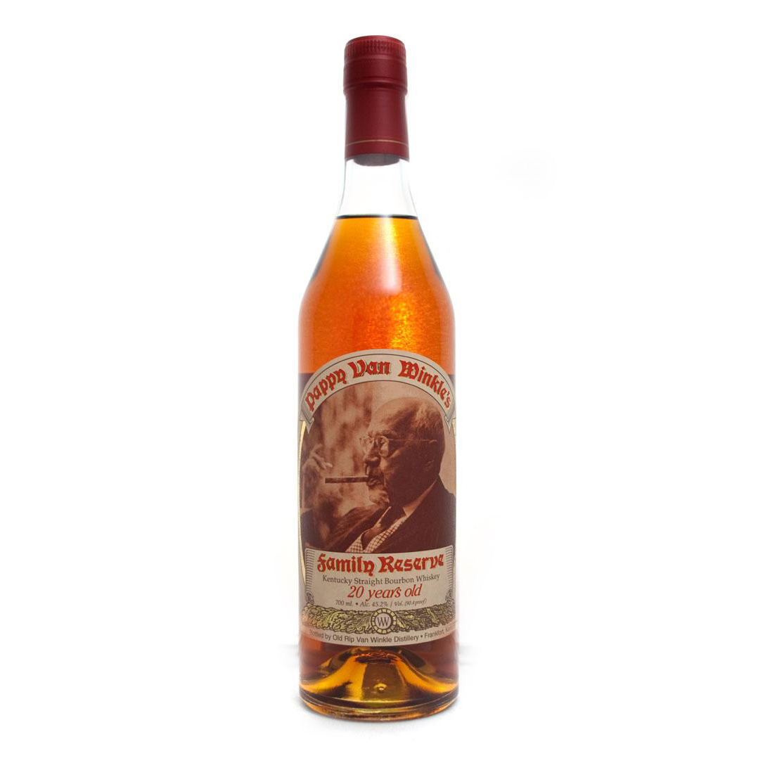Pappy Van Winkle's Family Reserve Bourbon 20 Year Old | WhiskeyTimes.com.jpg
