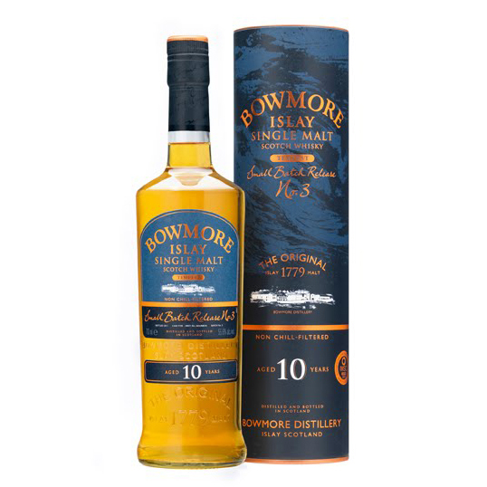 Bowmore 10 Year Old Tempest - Batch 3 - Malt Scotch Whisky | WhiskeyTimes.com.jpg